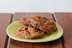 Coffee Heath Bar Crunch Cookies