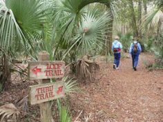Florida Hiking Trails Month is designed to emphasize fun and fitness along scenic and diverse trails