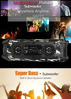 professional tuning at 192 KHz at 24 bits, and a distortion rate of negative 120 decibels… meaning crisp, clear HD audio Off Grid Batteries, Aux Cord, Signal To Noise Ratio, Powered Speakers, Solar Battery, Built In Speakers, Surround Sound, Electronics Gadgets, Karaoke