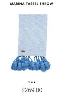 Kip & Co - marina Tassel throw | Manchester & Textiles | Gumtree Australia Geelong City - Geelong | 1159484028