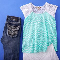 Take a look at the We All Scream for Ice Cream Hues event on zulily today!