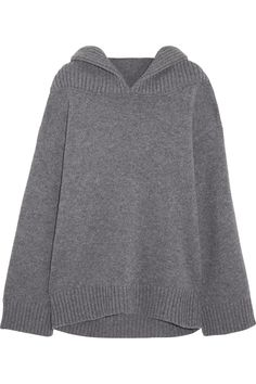 Hooded cashmere from Dolce & Gabbana