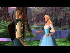Barbie és a hattyúk tava magyar - YouTube
