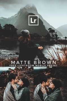 Free Matte Brown Lightroom Preset for Mobile Lightroom. This Free Dark and Moody Lightroom preset will help you create moody brown, high contrast and rich toning. Easily enhance and create Moody brown…More Free Lightroom Presets Wedding, Vintage Lightroom Presets, Photoshop Presets Free, Lightroom Presets For Portraits, Lightroom Gratis, Lightroom Effects, Lightroom Tutorial, Photo Editing, Editing Apps