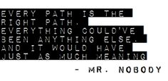 Mr Nobody Quotes