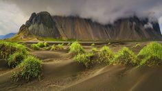 Vesturhorn by Yiannis Pavlis on 500px