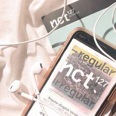 "Comenten su rolita favorita del album ""Regular-Irregular"" #InstaPic #NCT127 #NCTZen #Aesthetic"