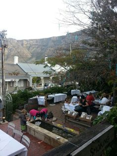 Cape Town - great for family-friendly get-togethers, outdoor seating, Italian hearty meals South African Homes, Namibia, Le Cap, Living In Europe, Cape Town South Africa, Dream City, Exotic Places, Most Beautiful Cities, Coffee Shops