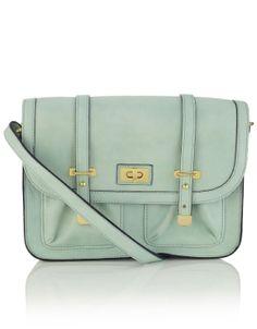 Accessorize Damen Brixton Tornistertasche mit doppelter Tasche