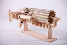 Standard Rubber Band Machine Gun