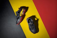 adidas by Raf Simons Drops RS Replicant Ozweego Pack in Belgium Colors cd8cba9fa
