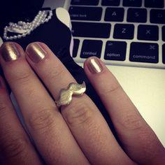 #ring #mimo #aneldefalange  amei!