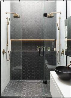 20 Ideas: Choisir la mosaïque pour votre douche    Decoration Interieure