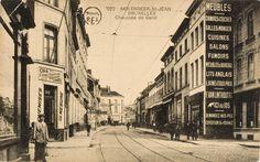 ancienne pub sur les deux pignons qui vrain belgique anciennes pub peintes sur cartes. Black Bedroom Furniture Sets. Home Design Ideas