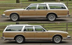 '85 Buick Estate Station Wagon