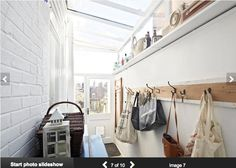 mud room lean to side return ideas Porch Extension, Extension Ideas, Lean To Conservatory, Side Return Extension, Shed With Porch, Kitchen Diner Extension, Sunroom Decorating, Side Porch, House Siding