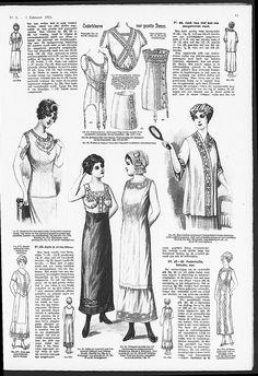 Gracieuse. Geïllustreerde Aglaja, 1915, aflevering 3, pagina 11
