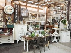 "**My Desert Cottage**: ""Home Sweet Home"" at Highland Yard Vintage"