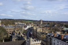 City of Dreaming Spires: Our Top 10 (and a bit more) Things to do in Oxford - Anglotopia Goes to Oxford - Anglotopia.net