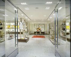 Coach Stores - by David Howell Design