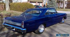 1966 Chevrolet Nova #chevrolet #nova #forsale #canada