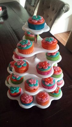 Cupcakes bloem