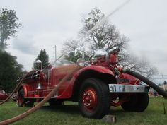 ahrens fox canton ohio alliance pump in firetruck fire truck iaff 249
