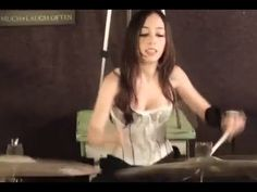 I ♥ Meytal Cohen - She is a drummer.... Freak On A Leash by Korn - Drum Cover