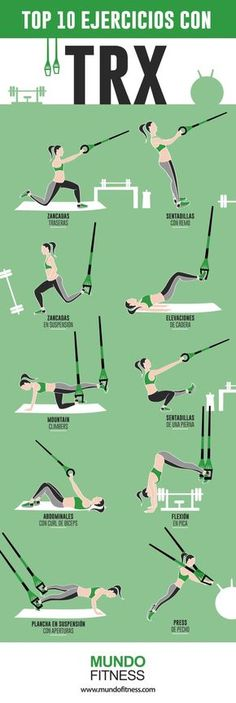 Being motivated is crucial to maintaining an exercise routine. When you're choosing to exercise, use the tips below to make sure that your exercise choices and Fitness Workouts, Fun Workouts, Yoga Fitness, At Home Workouts, Fitness Motivation, Health Fitness, Trx Workout, Workout Schedule, Trx Home Gym