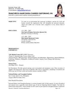 How To Prepare A Resume Amusing Example Of Resume For Job Application In Malaysia Resumescvweb
