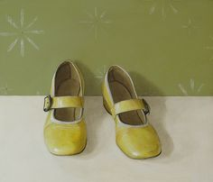Holly Farrell - I´m totally in love with her paintings!