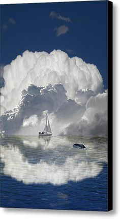 3701 Canvas Print / Canvas Art By Peter Holme Iii
