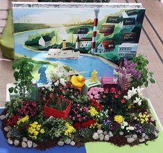 Frühling in den Elbvororten, Blumenbeet für das Elbe Einkaufszentrum in Hamburg, #blumenbeet, #blumendekoration, #messebau, #homestaging, #decorations for #hamburg, #hamburgmesse, #messe, #fair
