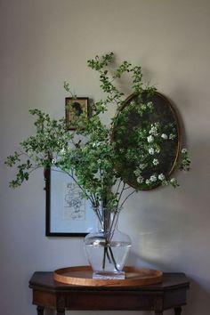 Home Interior Inspiration .Home Interior Inspiration Vibeke Design, Deco Floral, Diy Décoration, Green Flowers, First Home, Cheap Home Decor, Interior Inspiration, Interior And Exterior, Floral Arrangements