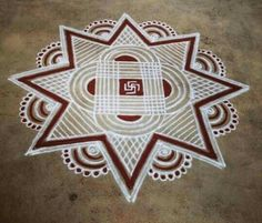 Rangoli Kolam Designs on Happy Shappy in Here you can find the most beautiful & Simple design, photos, images, free hand and more in Small & Large design Ideas Easy Rangoli Designs Diwali, Indian Rangoli Designs, Rangoli Border Designs, Small Rangoli Design, Rangoli Patterns, Rangoli Ideas, Rangoli Designs Images, Rangoli Designs With Dots, Kolam Rangoli