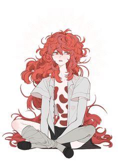 Land of the Lustrous/Houseki no kuni 5 Anime, Anime Kawaii, Anime Art, Pretty Art, Cute Art, Estilo Anime, Art Et Illustration, Character Drawing, Character Design Inspiration