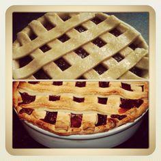 MMMMM #pie #beforeandafter