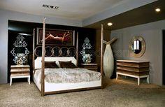 Faklı yatak odası takımı arayanlar için tasarlandı. Bed, Modern, Furniture, Home Decor, Trendy Tree, Decoration Home, Stream Bed, Room Decor, Home Furnishings