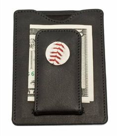 Tokens & Icons MLB Game-Played Baseball Money Clip Leather Wallet - St. Louis Cardinals Baseball Wallet (82SL) by Tokens & Icons. $80.00. Enjoy America's favorite pastime everyday with this nostalgic money clip wallet featuring a genuine Major League baseball played in actual games. Each money clip includes the team name and MLB hologram with ID number to guarantee authenticity. Grab yourself a cold one and enter the ID number at MLB.com to view the ball's histo...