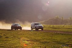 Land Rover Discovery: la Roma Pescara in off-road [Video]
