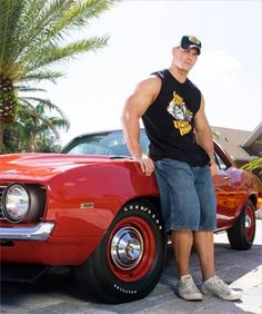 John Cena live fast fight hard.