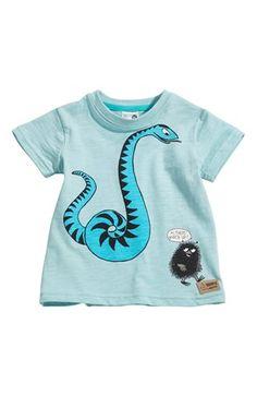 Cool Mumin T-shirt Blå Mumin T-shirt til Børn & teenager i lækker kvalitet