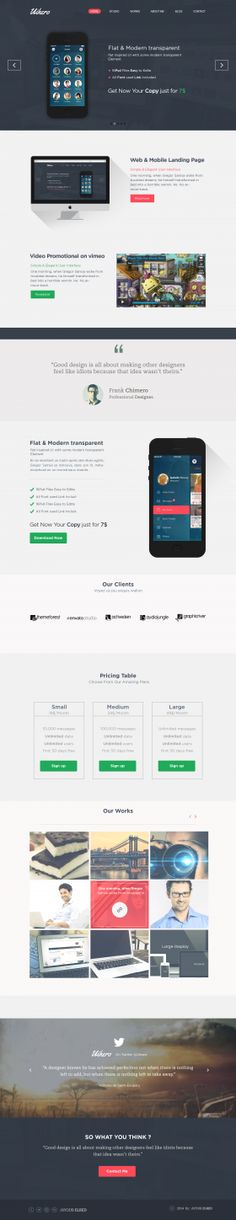 Uihero Free PSD Website Template #Freedownloadpsdtemplates, #Pixshub,   #UIUX ,   #Designtemplate , #icons , #devicesmockups , #webapp , #uikit , #iphone, #websitetemplates