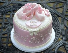 ballet baby shower cake - Google Search