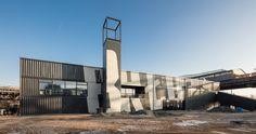 BRLO BRWHOUSE  / Graft Architects