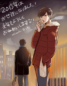 「松ログ②」/「まつだちゃん」の漫画 [pixiv]
