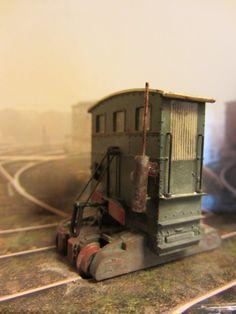 Such a unique European locomotive for wagon shuffling Electric Locomotive, Steam Locomotive, Canadian National Railway, Rail Transport, Old Trains, Model Train Layouts, Train Tracks, Classic Toys, Model Trains