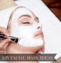 Budget-Friendly DIY Facial Mask Ideas | Home Life Abroad @HomeLifeAbroad.com #facialmasks #diyfacialmasks