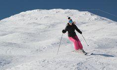 Sunscreen & Skiing - SPF baby!
