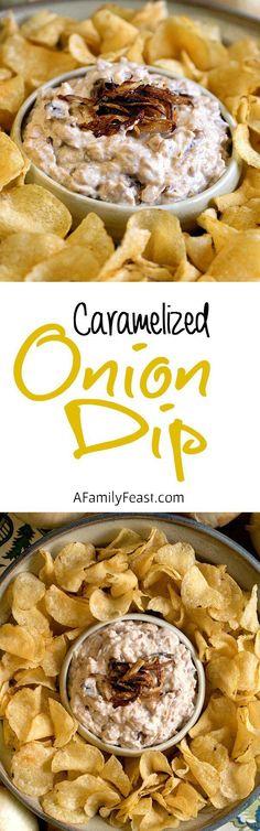 Caramelized Onion Di...